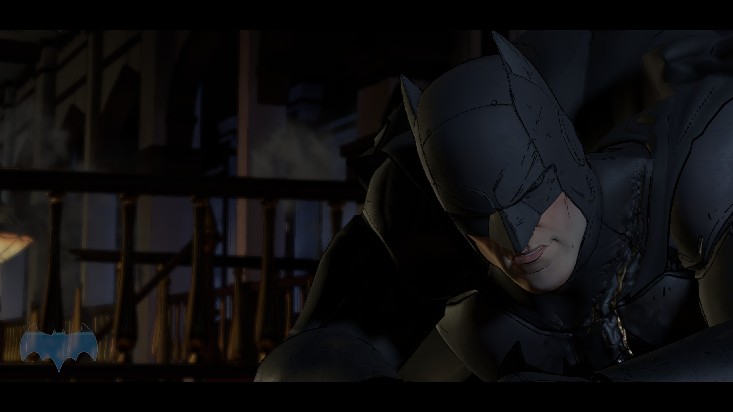 'Batman - The Telltale Series – Guardian of Gotham' PC screen