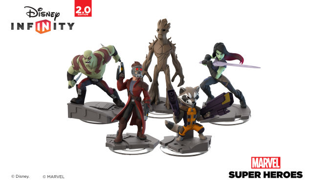 Disney Infinity Marvel Characters Release Date