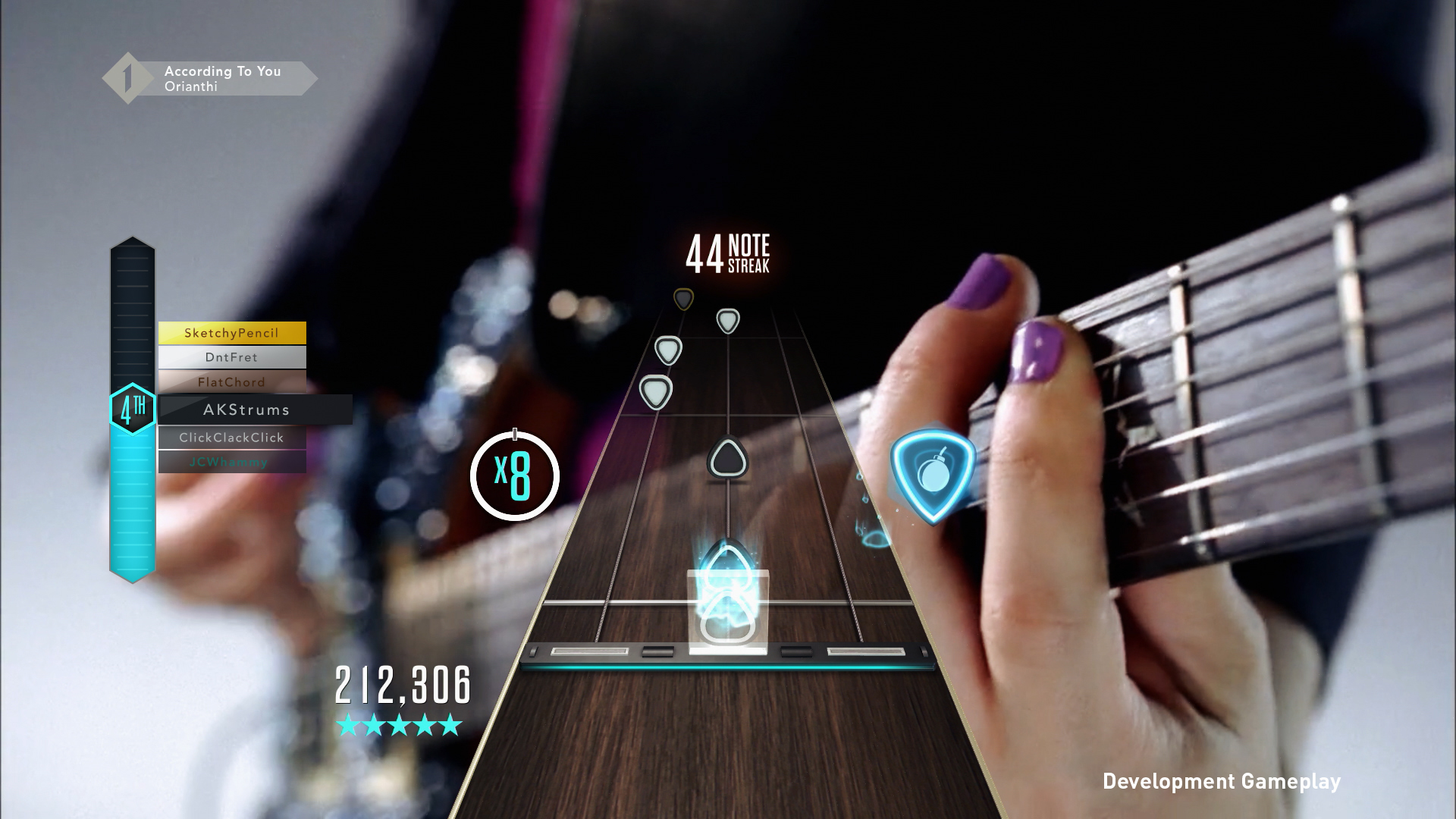 Just A Tribute And I Wish You Were There To Play Guitar Hero Live