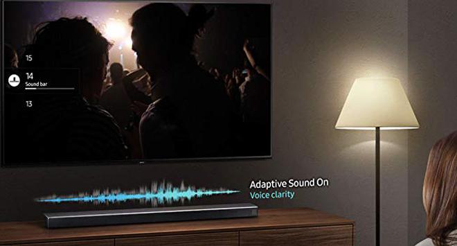 Samsung HW-Q70R Dolby Atmos Sound Bar Gear Review   High-Def Digest