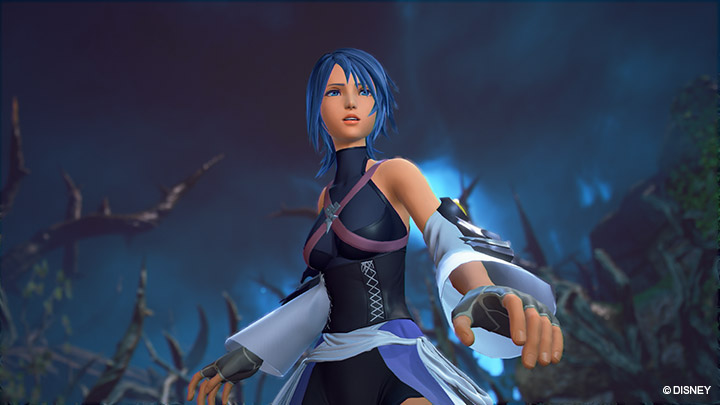 Kingdom Hearts 2.8 Screenshots