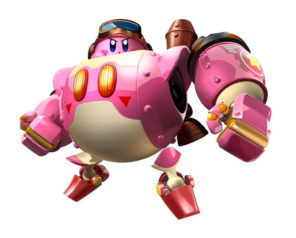 Kirby: Planet Robobot Announced for 3DS