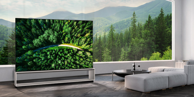 LG Announces Release of 8K OLED and NanoCell TVs | High-Def