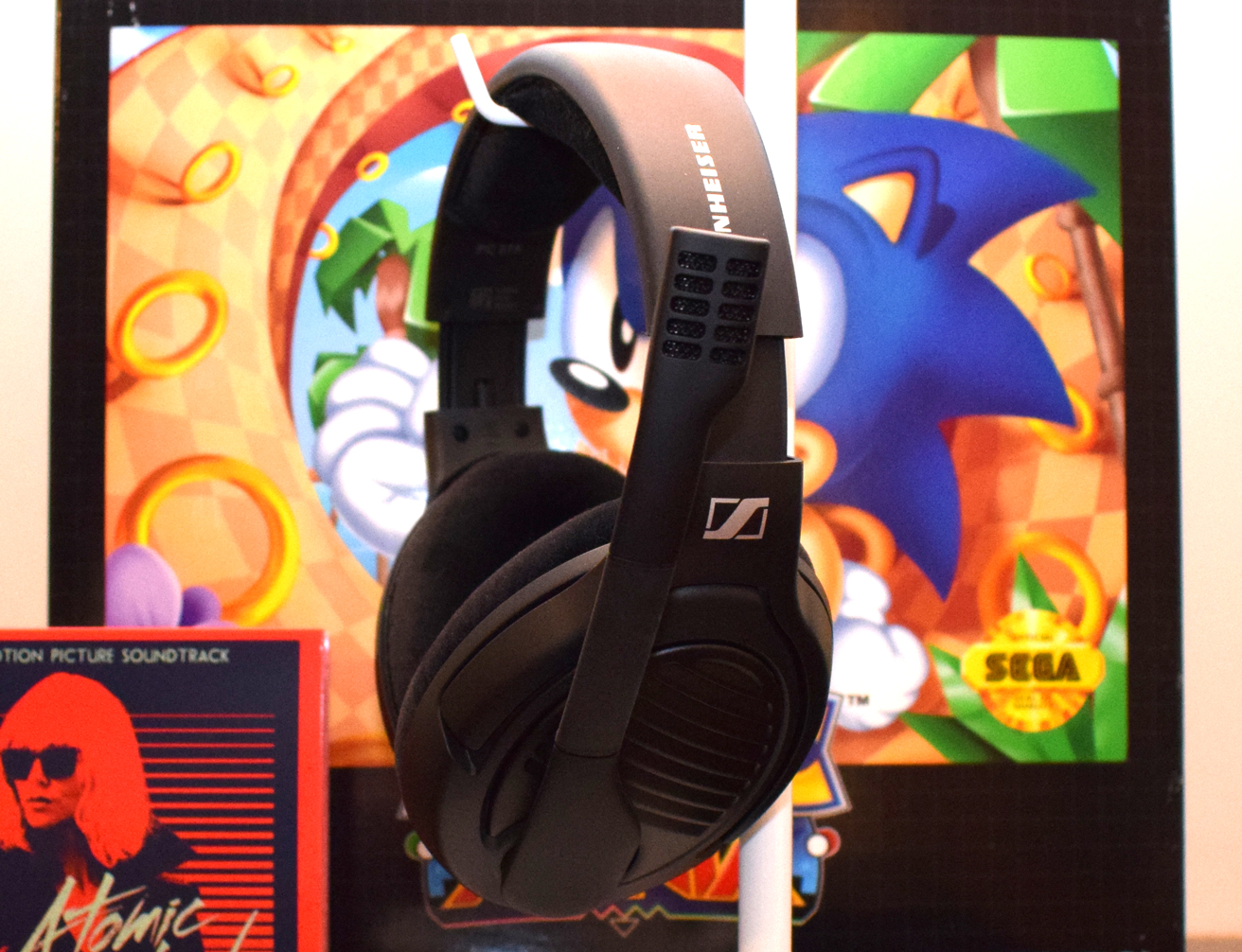 Massdrop x Sennheiser PC37X Gaming Headset Review Mic