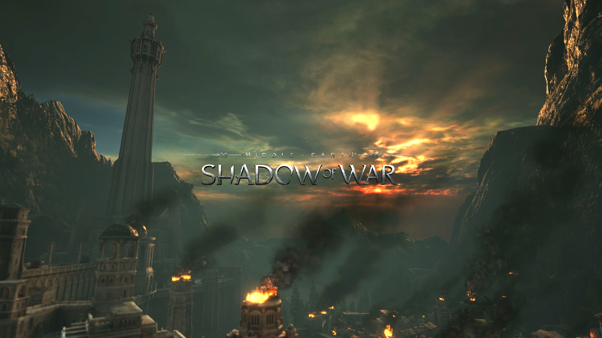 Middle-earth: Shadow of War Xbox One X