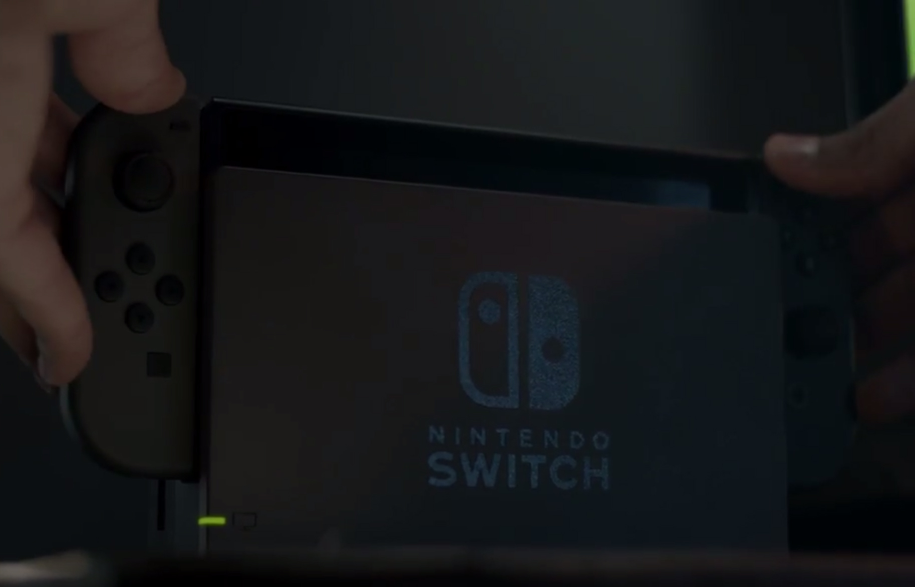 Nintendo Switch cradle_controller