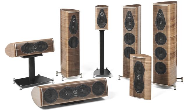 Hands-On First Look: Sonus faber Olympica Nova Speakers Gear