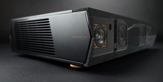 Optoma Debuts P1 Smart 4K UHD Projector with Integrated Sound Bar
