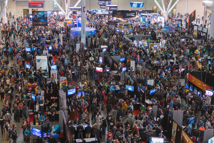 PAX East to PAX South