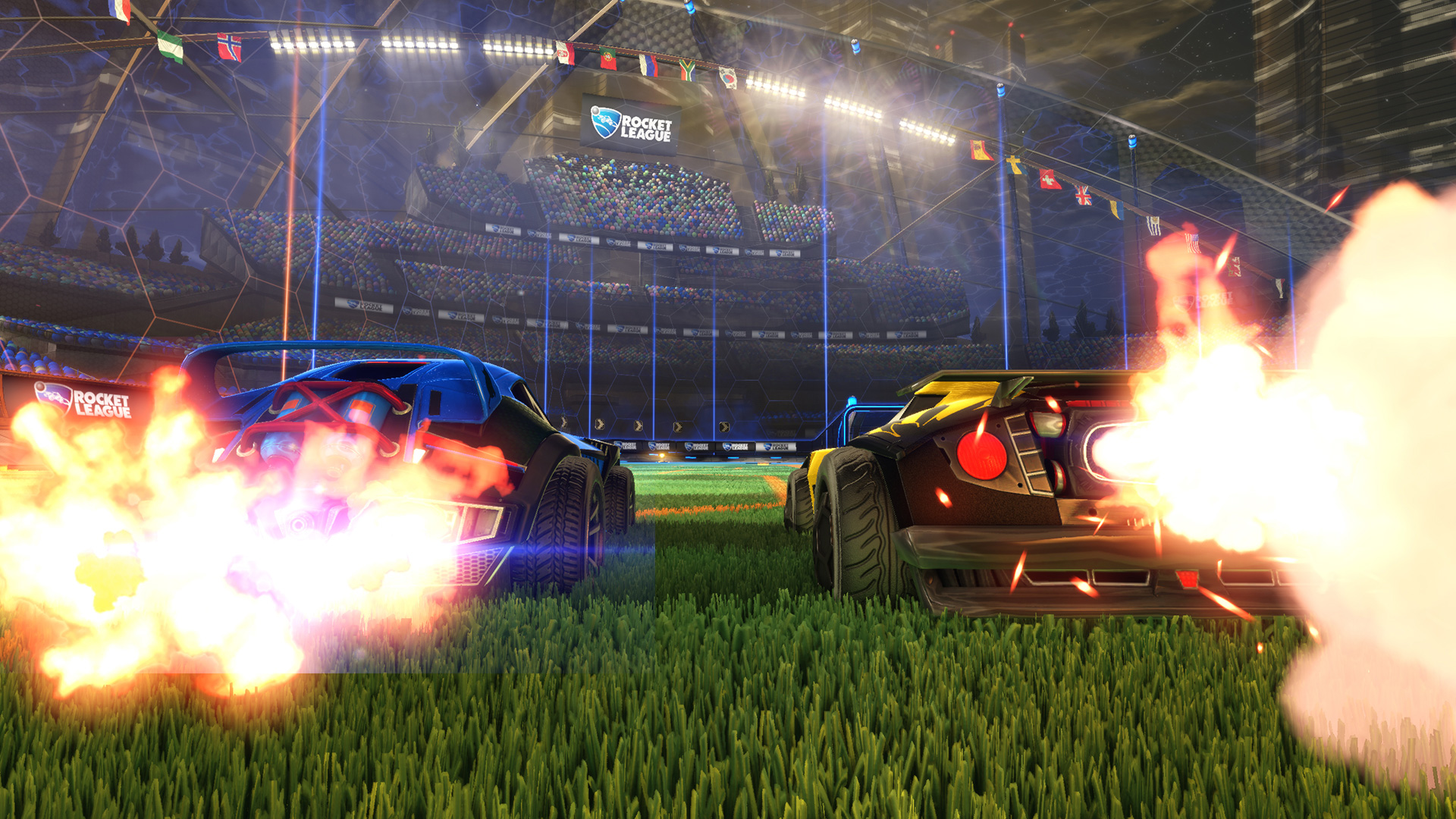Rocket League Collector's Edition Release Date and Content Revealed