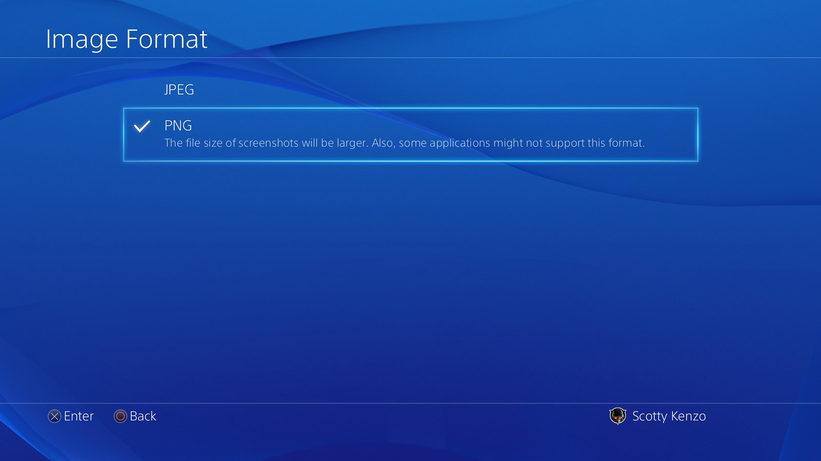 PS4 PNG System 3.00
