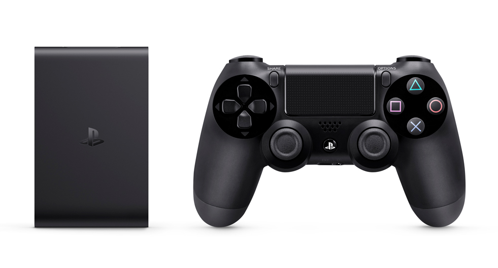 PlayStation TV DS4 DualSHock 4