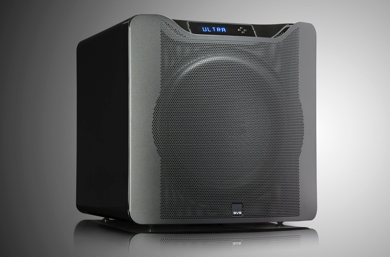 SVS SB16-Ultra with grill
