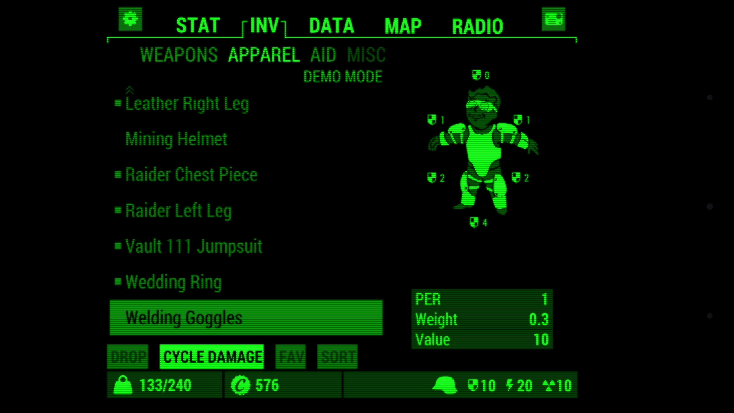 Fallout Pip-Boy App Android Google Play