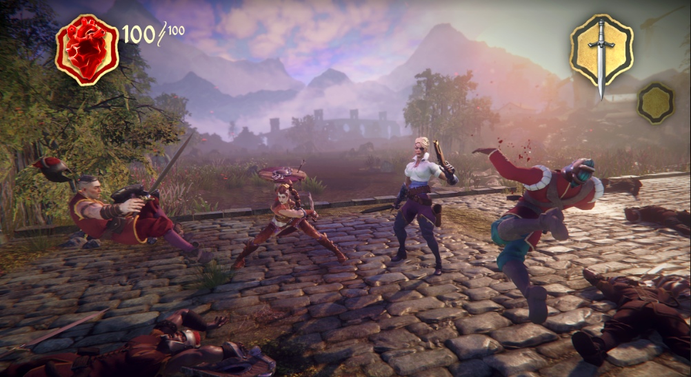 'Hand of Fate 2' Comes to PS4 in Early 2017