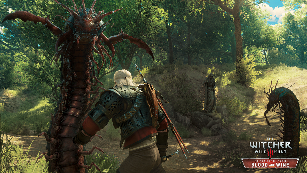 Witcher 3 GOTY News