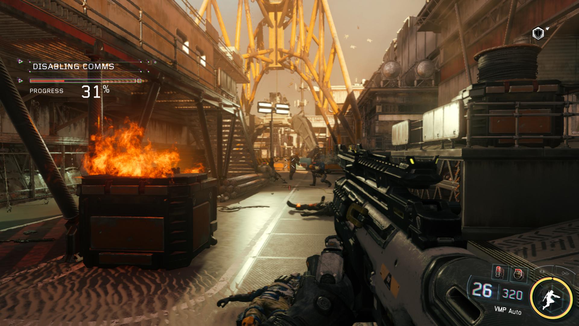 Xbox One S Black Ops III