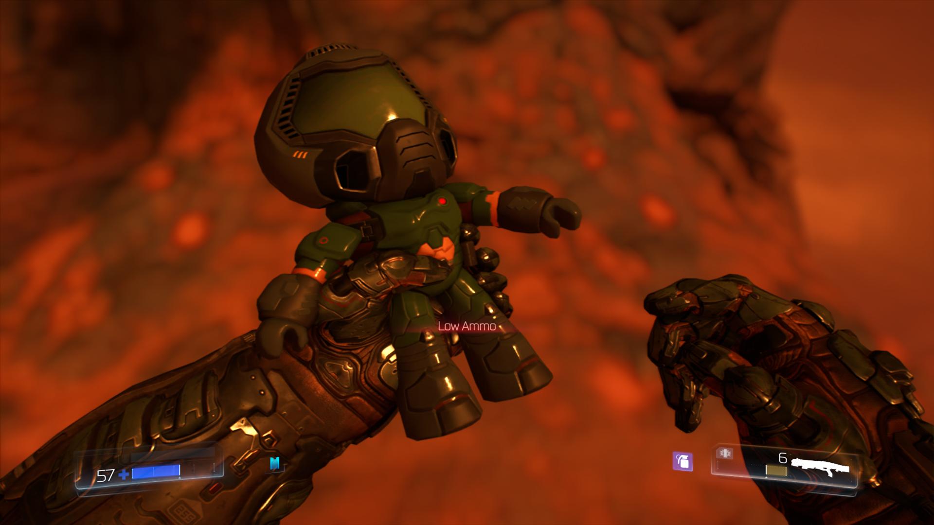 Xbox One S DOOM
