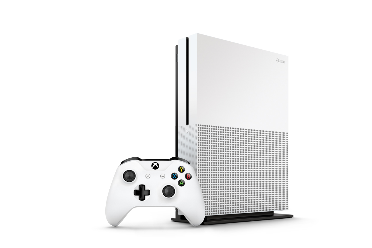 Xbox One S profile E3 2016