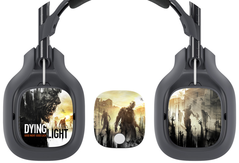 Astro A40 Dying Light speaker tags