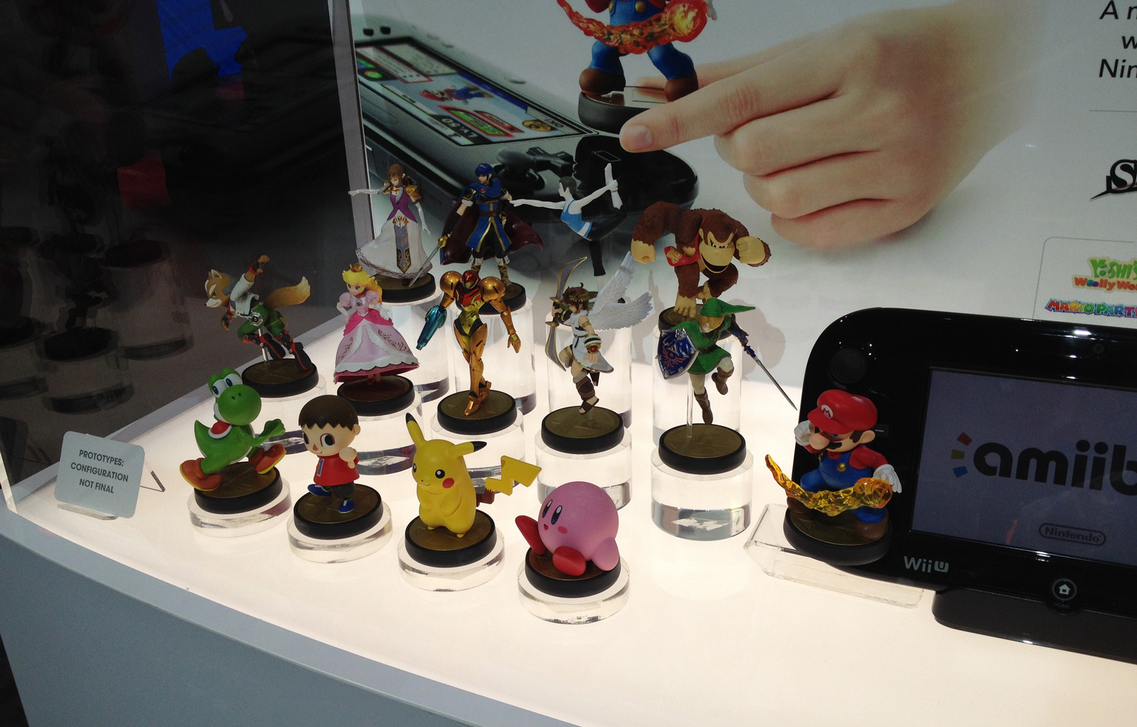 Wii U Super Smash Bros. amiibo