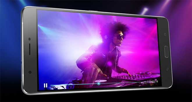 ASUS Integrates DTS Headphone:X Technology into New Smartphones