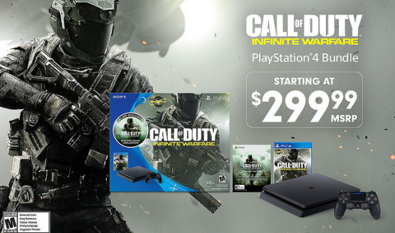Infinite Warfare ps4 bundle