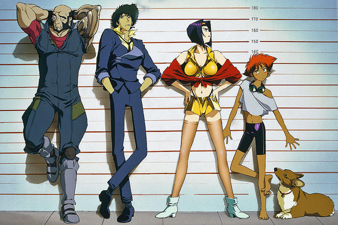 Action 'Cowboy Bebop' on Netflix Is Now a Thing
