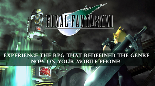 Final Fantasy VII iOS