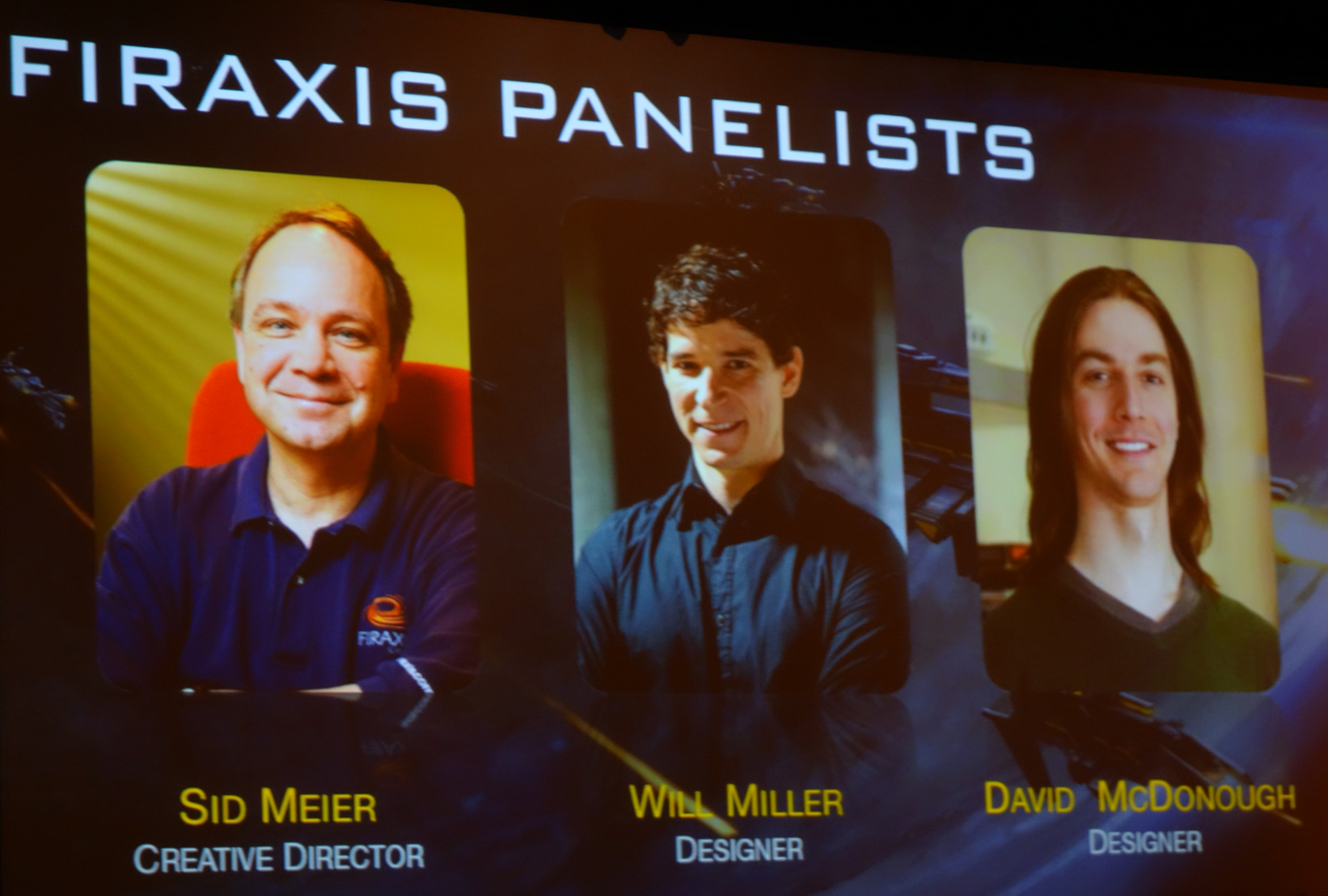 Impressions: 'Sid Meier's Starships' firaxis pax south panelists