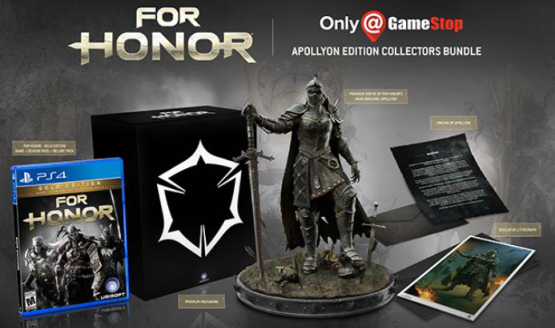 'For Honor' Collector's Edition