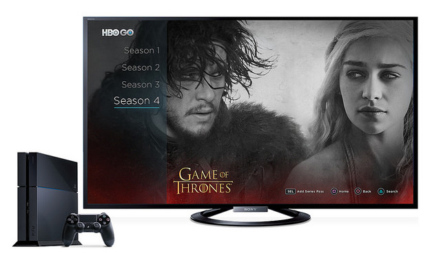 HBO GO PS4 Game of Thrones