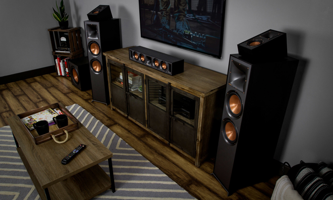 Klipsch Releases New Reference Series Speakers | High-Def Digest