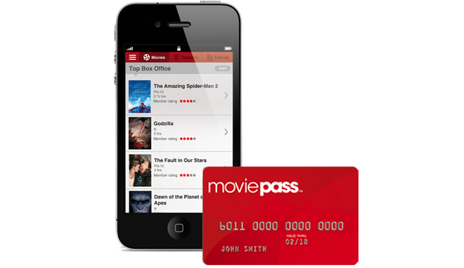 MoviePass charges $10 for daily movie screenings