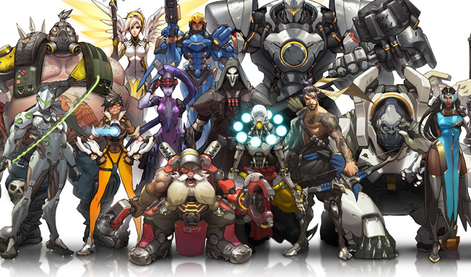 Overwatch Is Completely Free to Play This Weekend on PS4