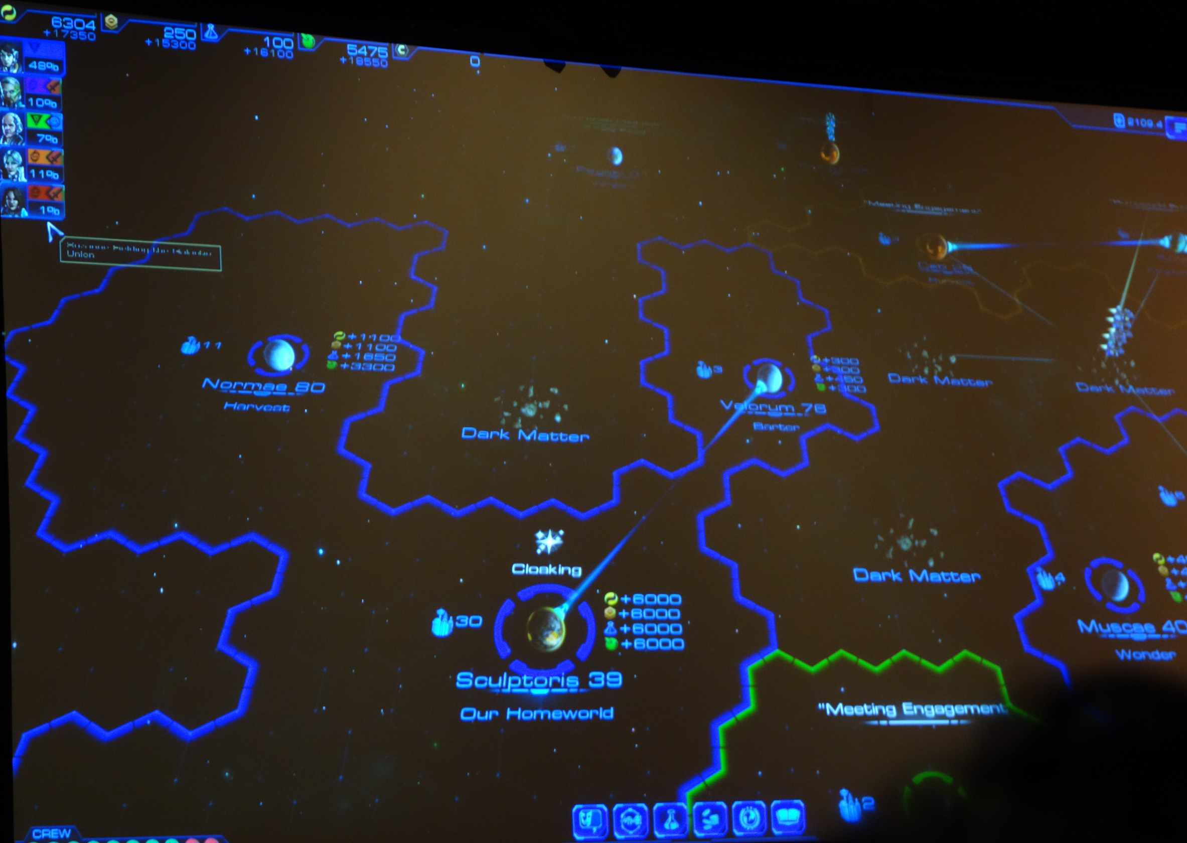 Impressions: 'Sid Meier's Starships' factions
