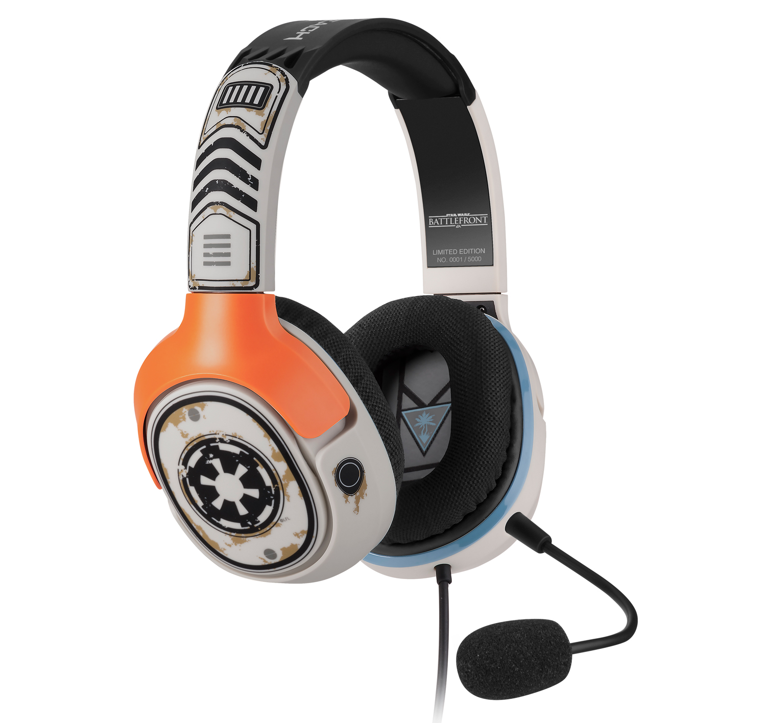 Turtle Beach  Star Wars Battlefront Sandtrooper Headset
