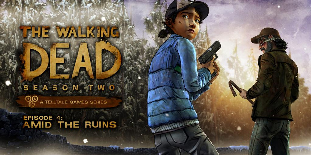 Telltale Games The Walking Dead Season 2 Episode 4 Amid the Ruins Episode Trailer Teaser