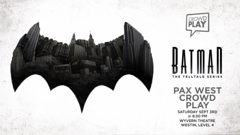 'Batman - The Telltale Series' Continues This Month With 'Children of Arkham'