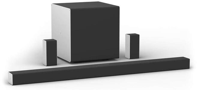 VIZIO SB46514-F6 46-Inch 5 1 4 Dolby Atmos Sound Bar System Gear