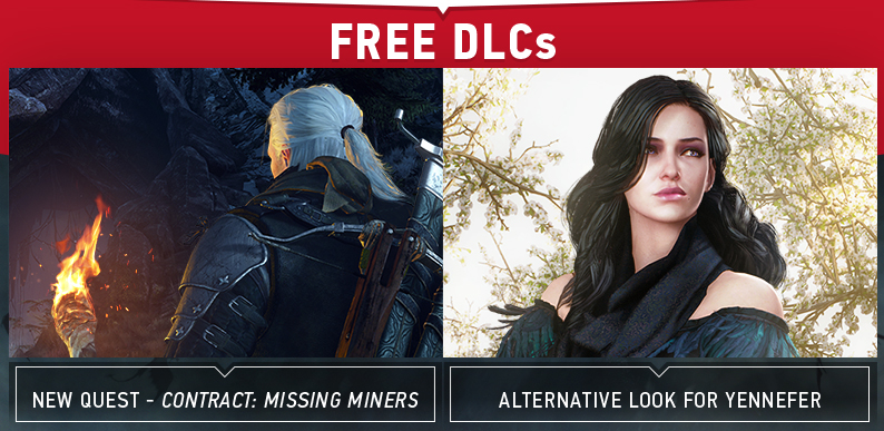 This Week's 'The Witcher 3: Wild Hunt' Free DLC Includes A