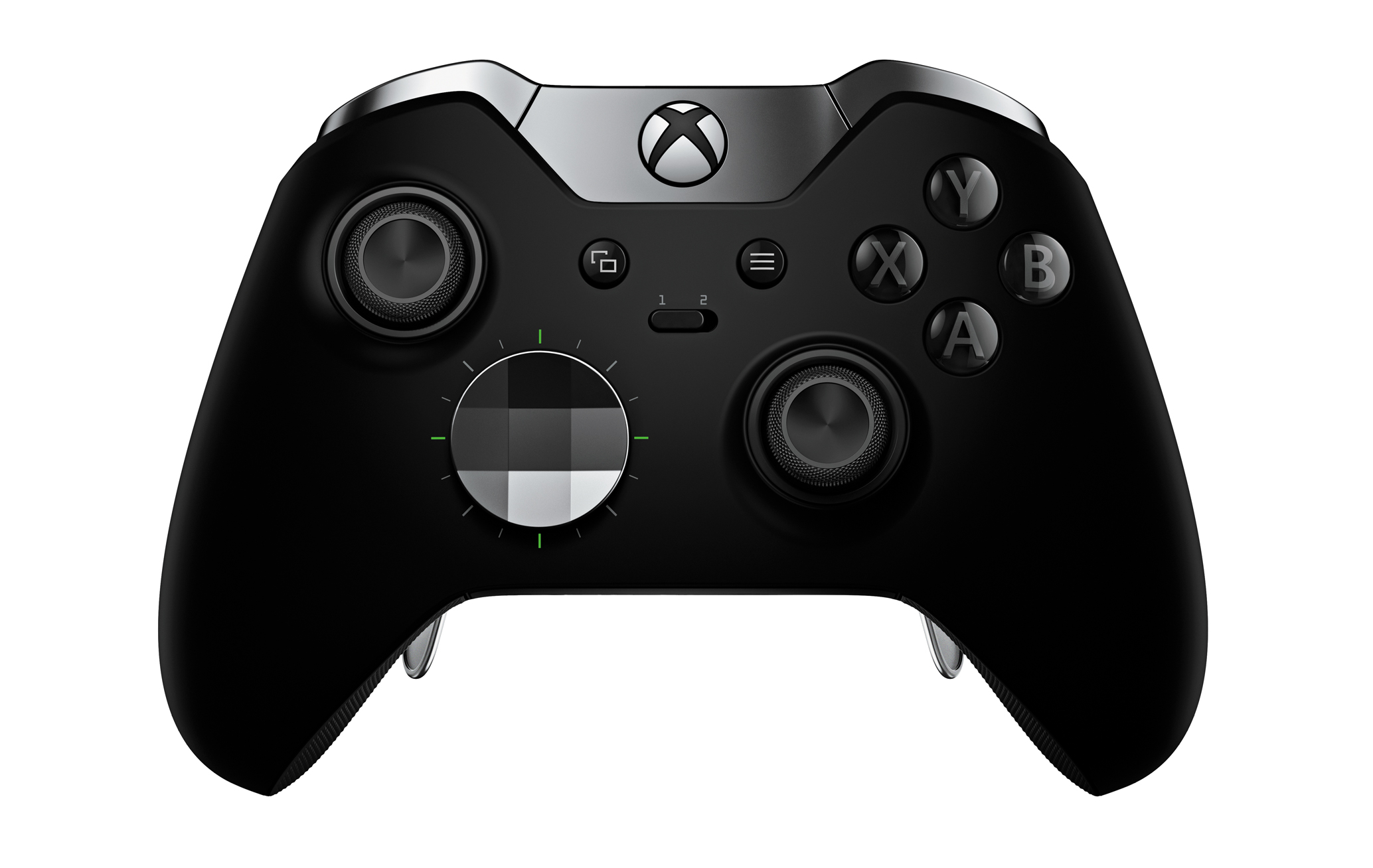 Xbox Elite Controller front circle d-pad